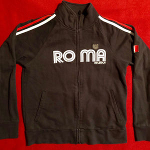 Roma Atletica zip-up track jacket